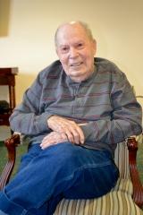 Lieutenant Colonel Thomas Coggins (retired)
