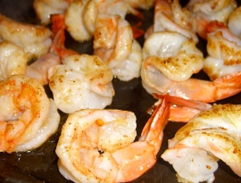 shrimp-cooked-and-opening