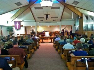 First Presbyterian Church of Brandon