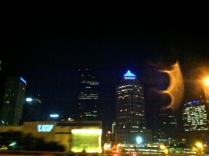 DownTown Tampa, 6:00 AM