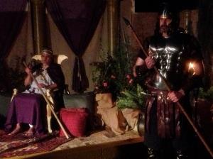 Herod was afraid