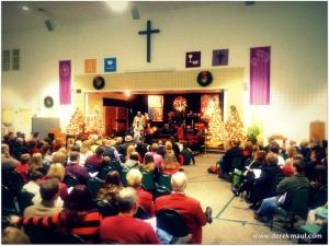 4:00 at Wake Forest Presbyterian Church!