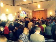 Traditional worship at WFPC Jan 12