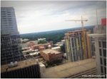 downtown Raleigh from reception