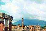 Vesuvius from the forum