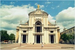 Basilica in new city