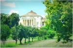 Villa La Rotonda - influence Jefferson's Monticello