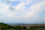 Vicenza from the hills