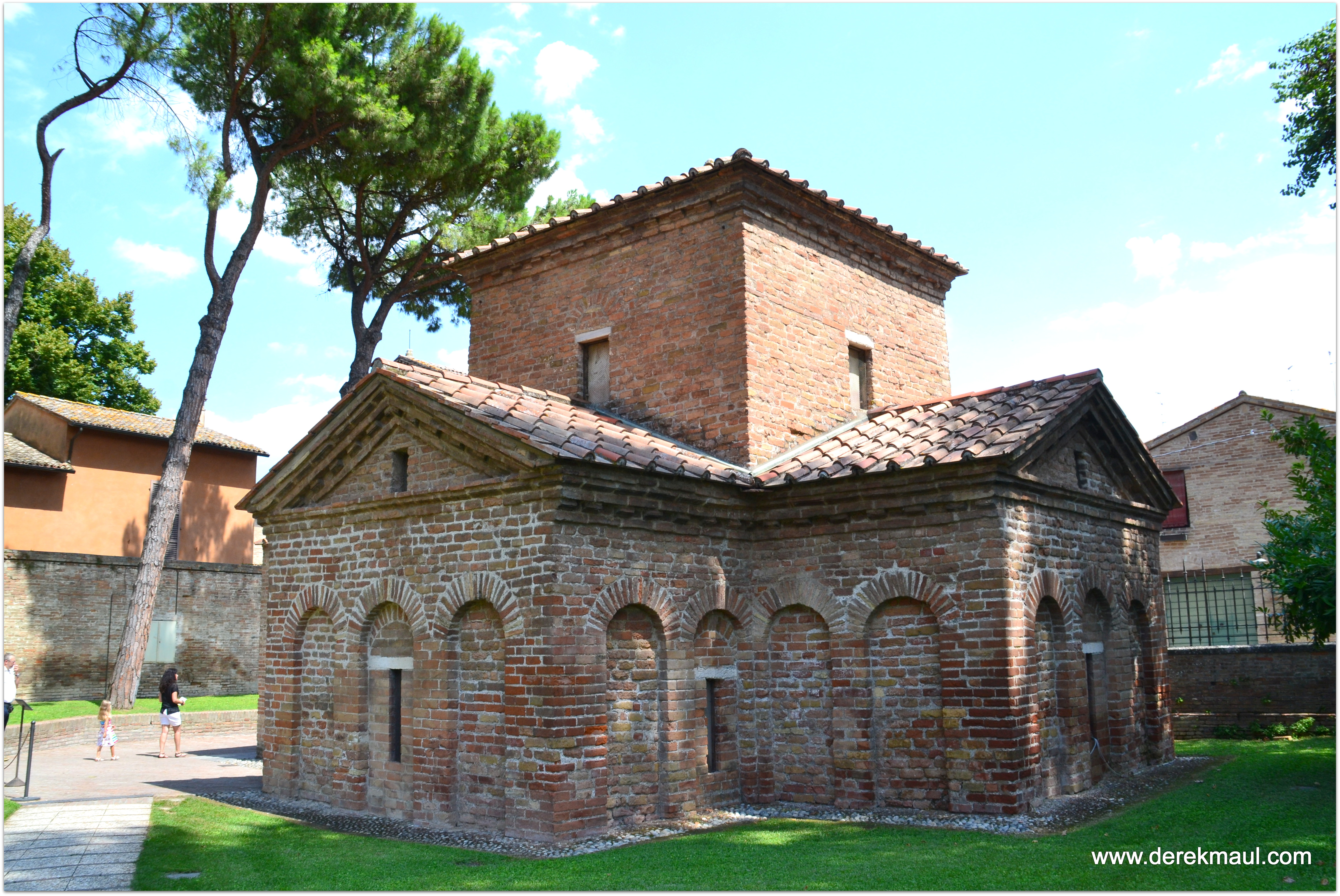 Ravenna The Rubicon And Personal Renaissance As An