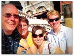 Venice with Andrew and Alicia