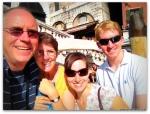 at the Ponte di Rialto