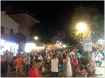 Gatteo a Mare - crowds enjoying the evening