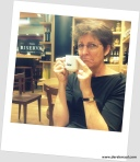So long, cappuccino - so sad