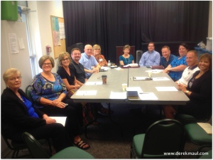 """""""Practical Christianity"""" - 1st meeting"""
