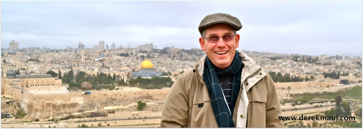 @[696483709:2048:Derek Maul] on Mount of Olives