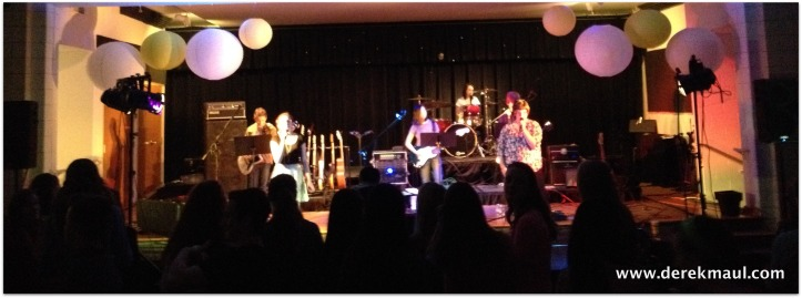 WFPC youth band - Timeless Creation - open for Surrounding Jericho