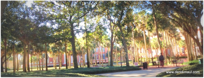Stetson University in DeLand, FL