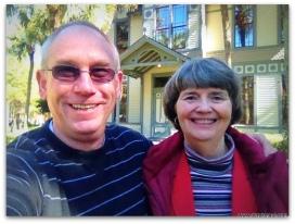 with Linda (Parson) Davis