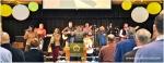 Praise Band - Kim leads