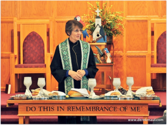 """""""All are welcome at this table"""""""