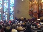 John Fawcett addresses Presbytery