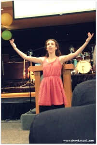 Karen Adkins - liturgical dance