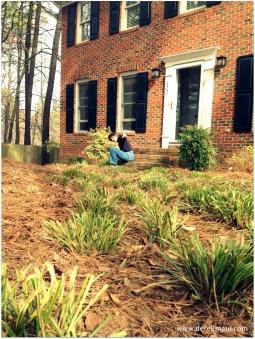 gardening with Rebekah