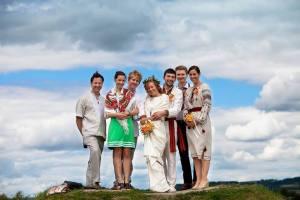 Ukraine for a friend's wedding