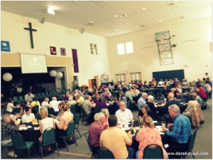 gathering for the Lord's Supper