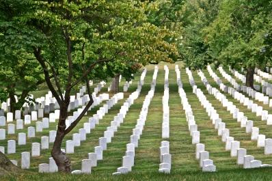 graveside...