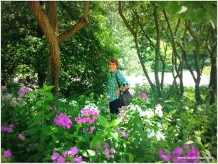 Rebekah at the Brandywine River Museum