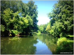 the Brandywine River