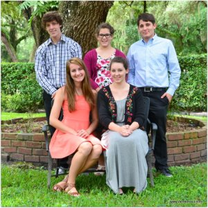 five youngest grandkids