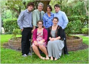 Jesse Alexander family