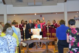 Benediction in Brandon 8-11-13