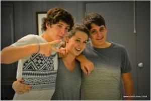 Jared,, Jordan, Seth