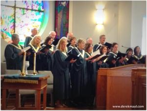 WFPC chancel choir