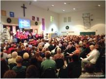 the choir rocked! (2015)