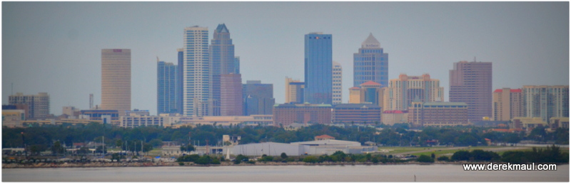 the city of Tampa