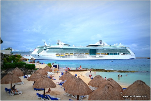 Brilliance of the Seas - Cozumel