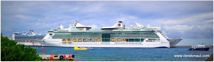 the Brilliance of the Seas - Cozumel