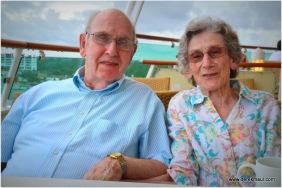 Grace and David Maul