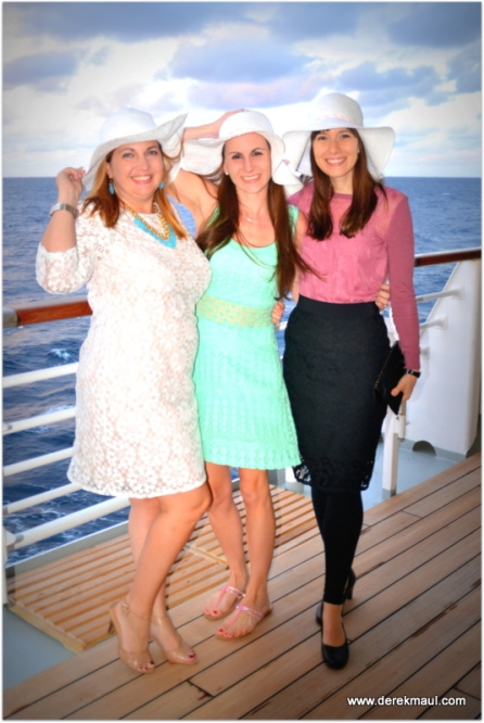 Hannah, Naomi, Alicia