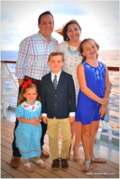 the Roberts family
