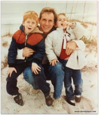 Pensacola Beach 1987