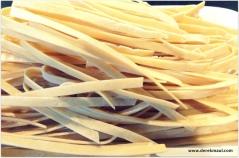 home-made pasta!