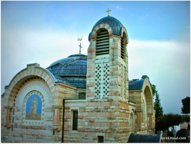the Church of St. Peter, Jerusalem