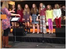 Youth Harmony singers