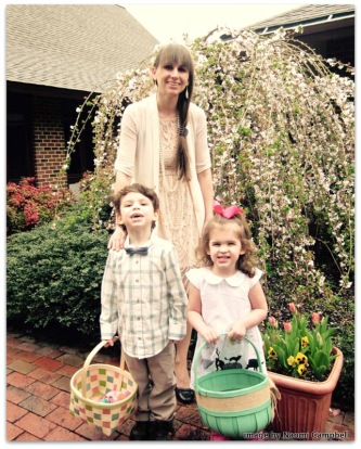 Naomi and the grands