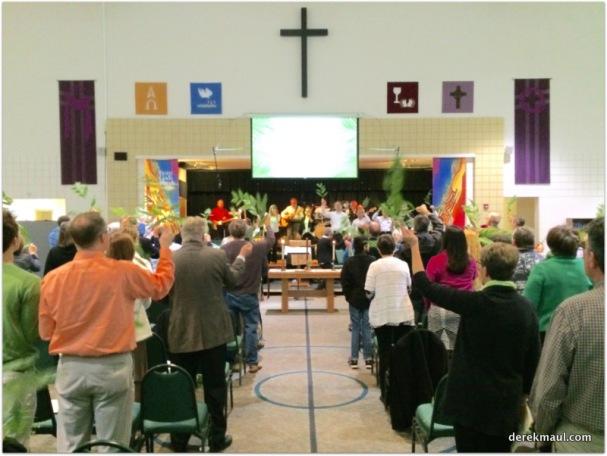 9:00 worship